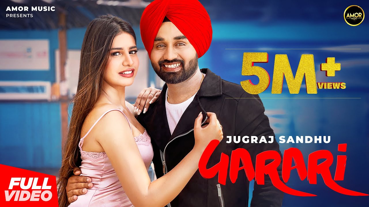 Garari - Jugraj Sandhu | Sarah | Guri |The Boss | New Punjabi Songs 2021 | Latest Punjabi Songs 2021