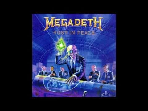 Rust In Peace Polaris Lyrics Megadeth Youtube