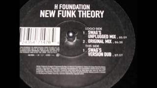 H FOUNDATION   NEW FUNK THEORY