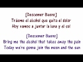 Enrique Iglesias - SUBEME LA RADIO - Lyrics English and Spanish - Turn up the Radio - Translation