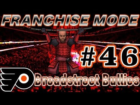 "NHL 17 Franchise | Philadelphia ep. 46 ""BIG Draft, BIG Trade, BIG Deals"""