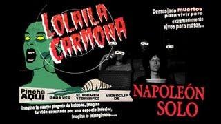 """NAPOLEÓN SOLO """"Lolaila Carmona"""" (videoclip oficial)"""