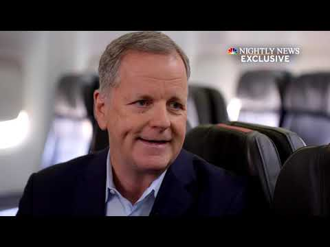 Exclusive: American Airlines CEO Speaks Out About Boeing's Grounded 737 Max Jets | NBC Nightly News
