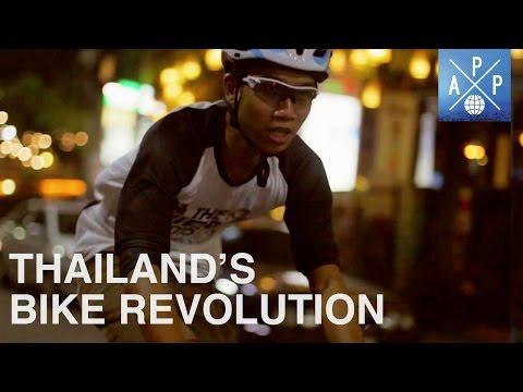 Thailand's Underground Bike Revolution