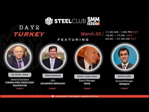 Turkish Steel Industry Overview Q1 2021