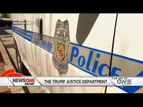Trump's DOJ Delays Baltimore Consent Decree Hearing, Asks For Delay In Texas Voter ID Case