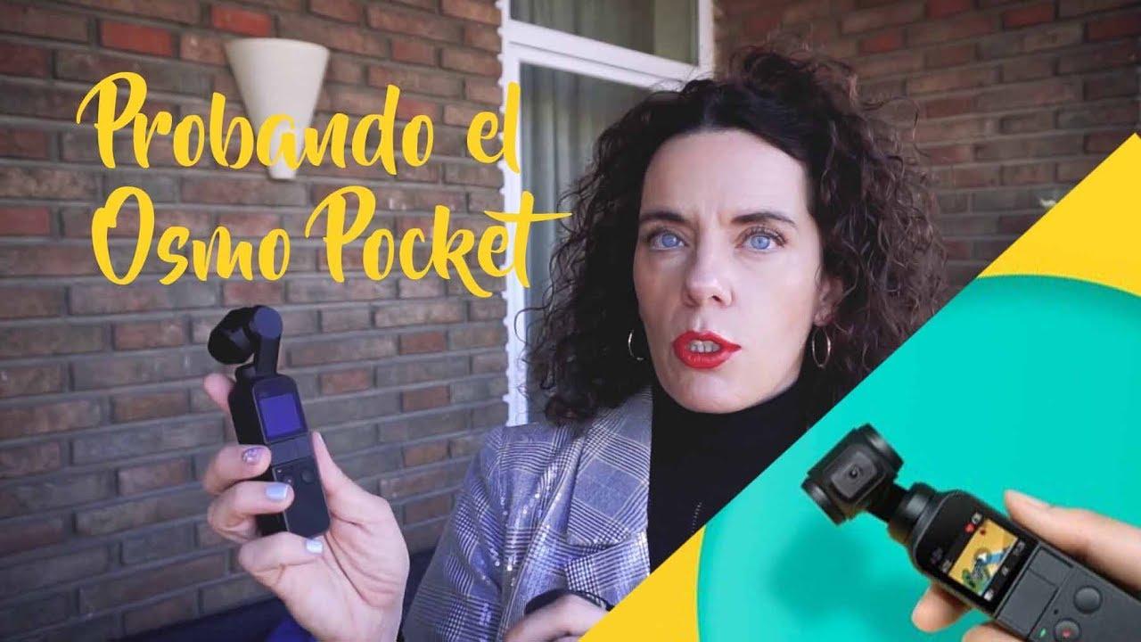 Probando el Osmo Pocket