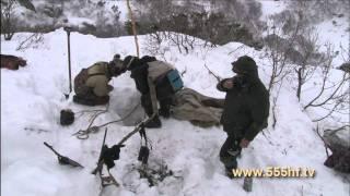 Охота на медведя.  Пять медведей на Камчатке. часть 7.