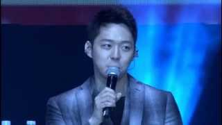 [Full] 150214 朴有天 박유천  LovingYU FM in ChengDu 成都