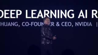 GTC China: AI, Deep Learning with Jen-Hsun Huang & Baidu's Andrew Ng