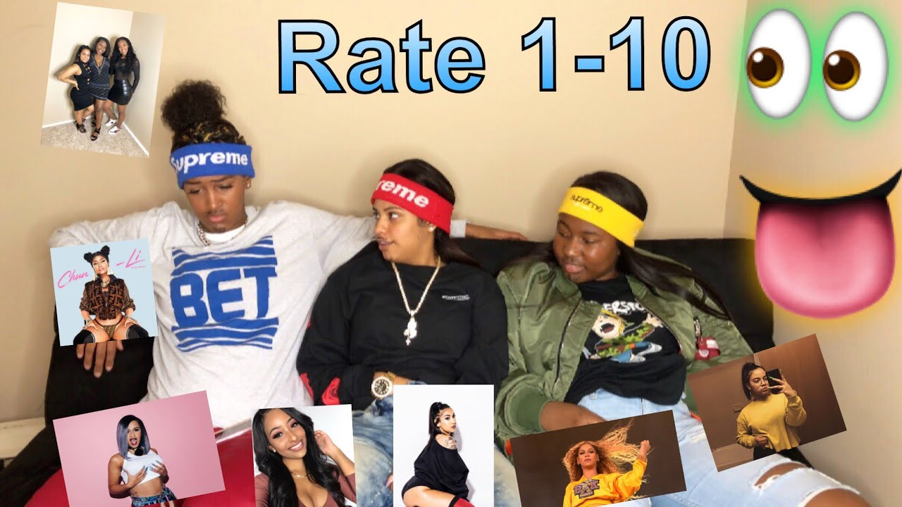 RATING FEMALES!! Ft DADDY CREW