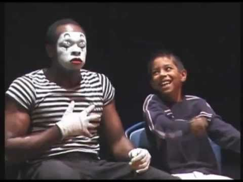 Mime  ET the Mime  The Car