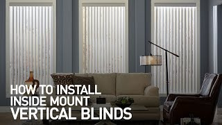 How to Install Inside Mount Vertical Blinds Mp3