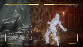 Mortal Kombat 11 Sub Zero V jade