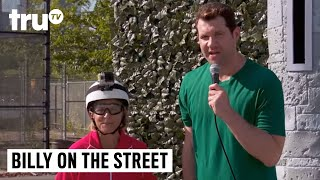 Billy on the Street - Shondaland with Amy Sedaris