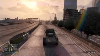GTA V Grass Roots 04 Franklin, The Pick up, The Smoke In