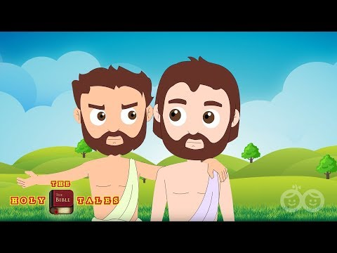 Cain and Abel I Book of Genesis I Animated Children's Bible Stories
