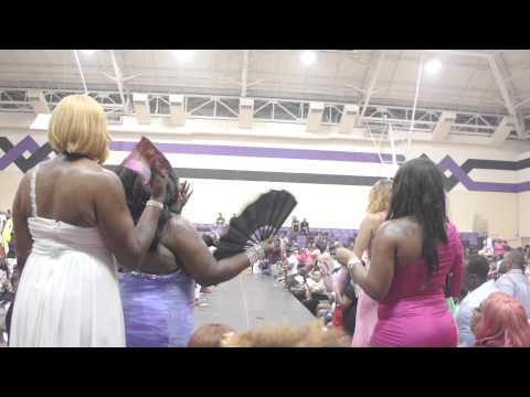 GRAND MARCH @ CANDYWORLD 2012 THE MOTHERS PART 1