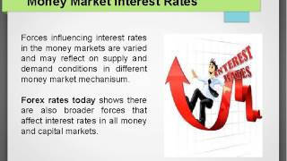 What are keys of Money and Forex Markets - Forex Rate