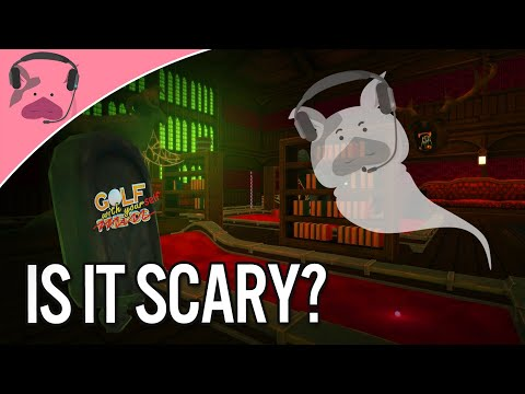 HAUNTED Golf Course! (Golf With Your Friends... Without Friends)  