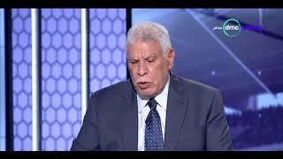 تعليق ك/ حسن شحاتة على تغييرات لاعبى الزمالك لمواجهة الداخلية - المقصورة