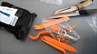 Обзор инструментов для снятия обшивки салона авто (car repair tool)