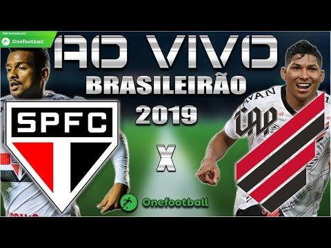 São Paulo 0x1 Athletico-PR + CSA 0x3 Vasco | Brasileirão 2019 | Parciais Cartola FC | Narração