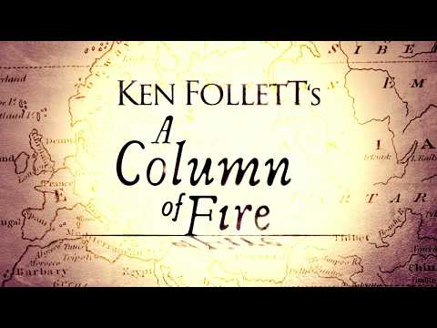On the Trail of History - A Column of Fire