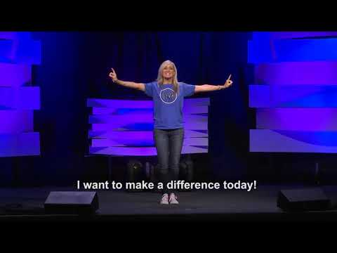 I Want to Make a Difference basic motions