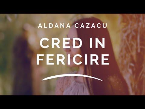 Aldana Cazacu - Cred in fericire