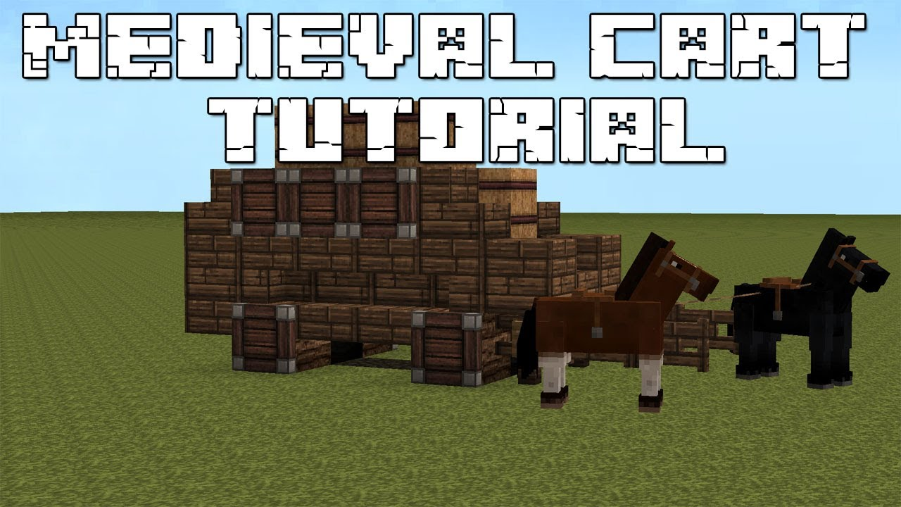 How To Make A Dog Sled In Minecraft