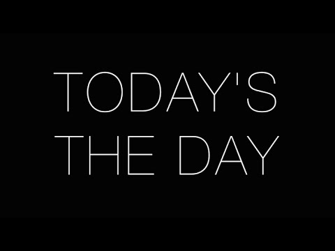 P!NK - TODAY'S THE DAY (LYRICS ON SCREEN)