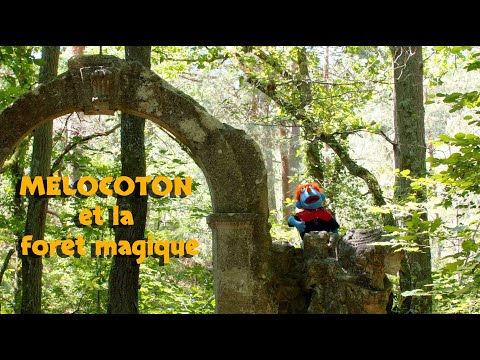 Melocoton and the magic forest