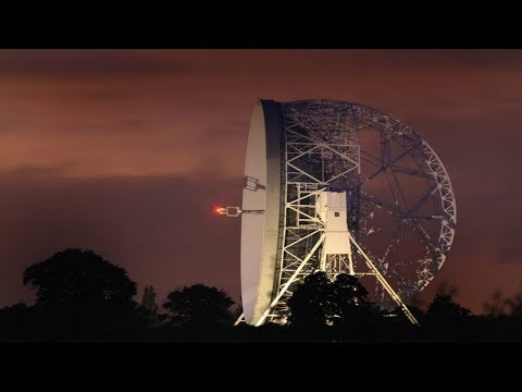 Jodrell Bank Observatory: aims to become a World Heritage Site.