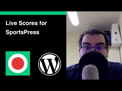 Live Scores For SportsPress - 1.1.0
