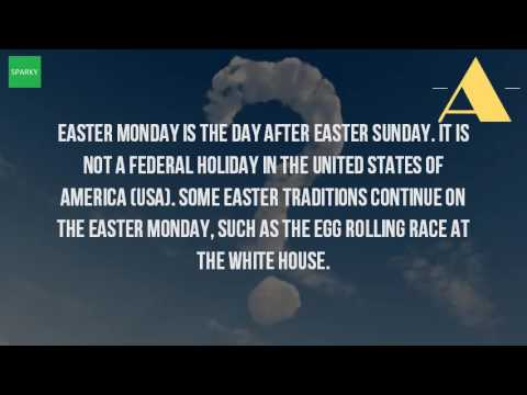 Is The Monday After Easter A Federal Holiday?