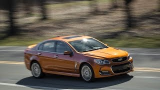 WOW ! 2017 Chevrolet SS Manual |  Rank in Muscle