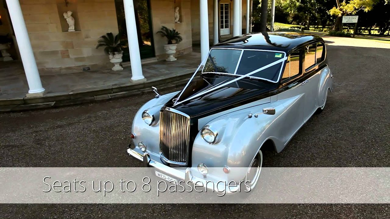 Product Video: Austin Princess Limousine - Wedding Cars Of ...