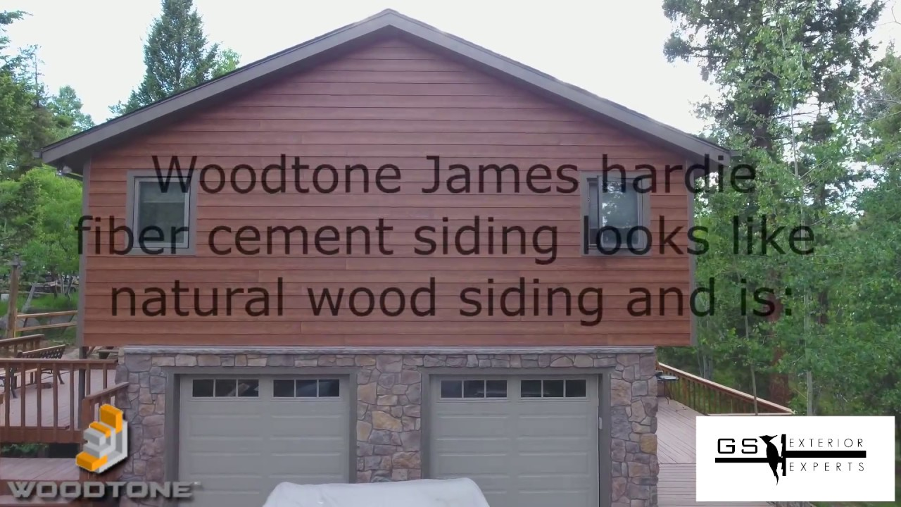 Woodtone James Hardie Project Conifer Fire Proof