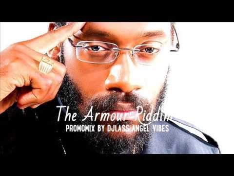 The Armour Riddim Mix (Full) Feat. Tarrus Riley, Gappy Ranks, Iba Mahr (May Refix 2017)