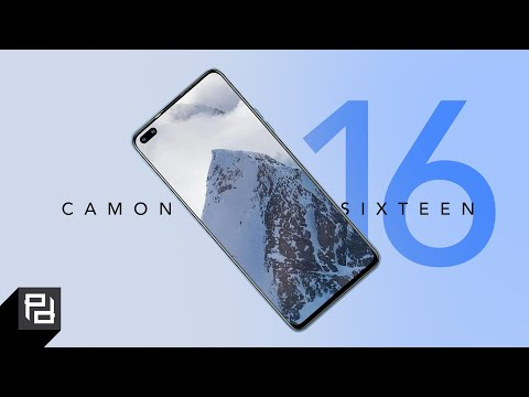Tecno Camon 16 Premier - FINALLY!