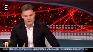 Napi aktuális 2. rész (2018-01-15) - ECHO TV