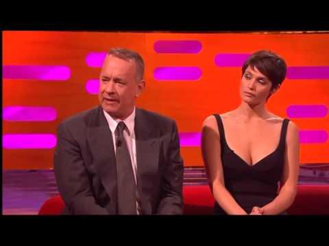 Graham Norton S20E08 Tom Hanks, Joseph Gordon Levitt, Mo Farah, Gemma Arterton