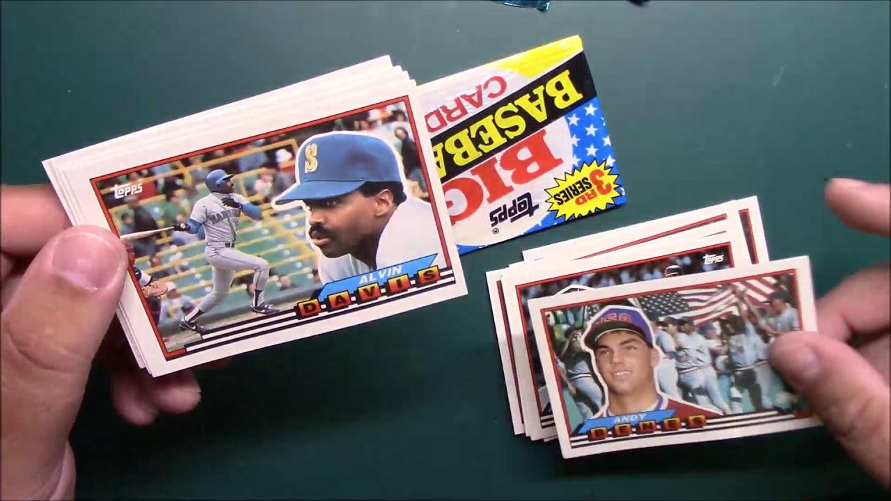 1989 Topps Big Baseball The Trading Card Database