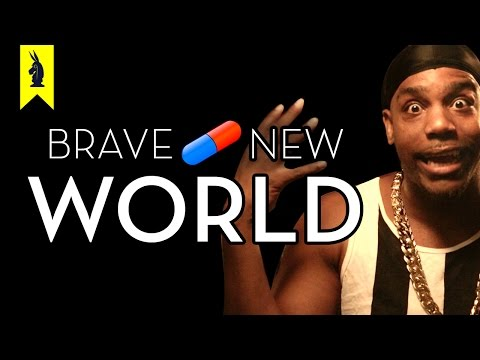 an analysis of characters in aldous huxleys brave new world Brave new world sparknotes literature guide by aldous huxley making the reading experience fun when a paper is due, and dreaded exams loom, here's the lit-crit help students need to succeed.