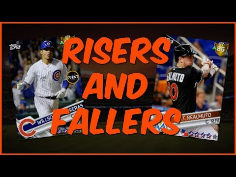 The Show 17 Diamond Dynasty | Risers And Fallers - Silver To Gold Profits!