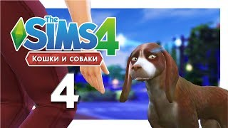 TS4 / Кошки и собаки #4 - СПАСЛИ ЖИЗНЬ