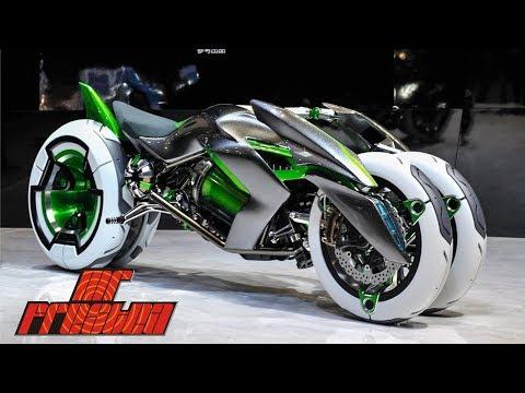 Coba Lihat 5 motor masa depan ini, Bikin Mlongo Mp3