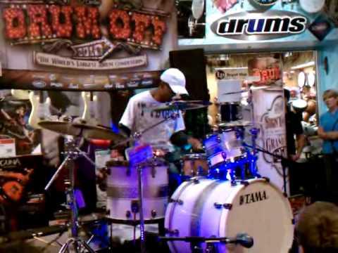 spider the best drummer