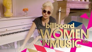 Lady Gaga is The Woman Of the Year | Women In Music 2015